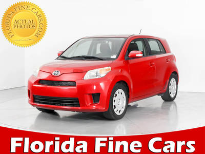Used SCION XD 2008 WEST PALM