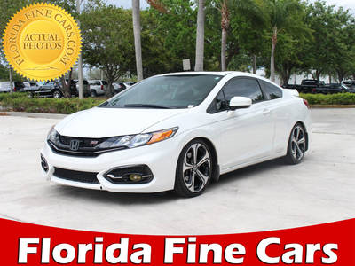 Used HONDA CIVIC 2015 MARGATE SI
