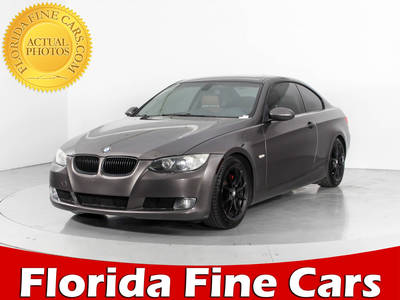 Used BMW 3-SERIES 2009 WEST PALM 335I