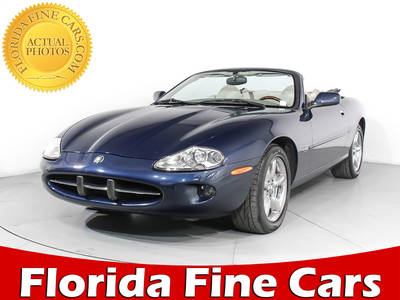 Used JAGUAR XK8 1999 WEST PALM BASE