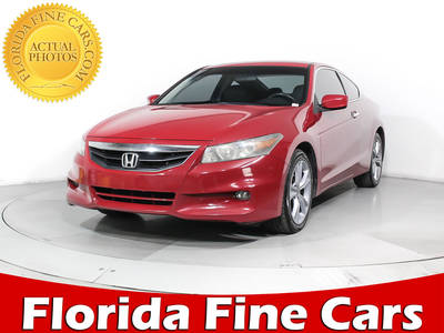 Used HONDA ACCORD 2011 HOLLYWOOD EX-L