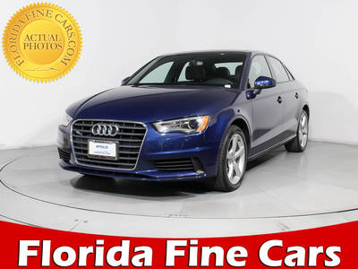Used AUDI A3 2015 MIAMI Premium Plus