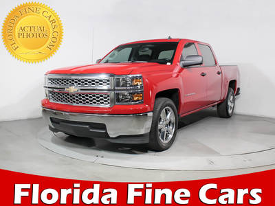 Used CHEVROLET SILVERADO 2014 Miami LT
