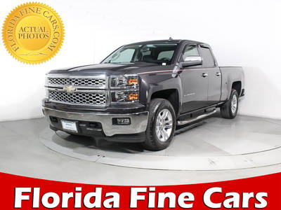 Miami Used Chevrolet >> Used Chevrolet Silverado Truck For Sale In Miami Hollywood West