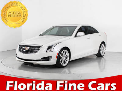 Used CADILLAC ATS 2015 WEST PALM PERFORMANCE