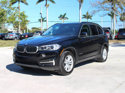 Used BMW X5 2014 MARGATE SDRIVE35I