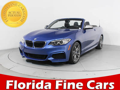 Used BMW 2-SERIES 2016 MIAMI M235I