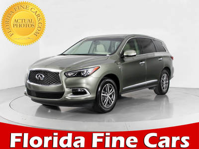 Used INFINITI QX60 2016 WEST PALM