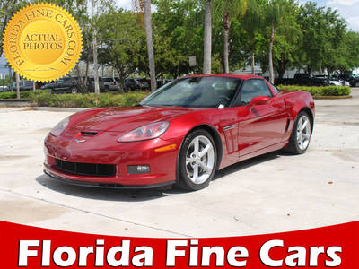 Used CHEVROLET CORVETTE 2013 MARGATE GRAND SPORT 2LT