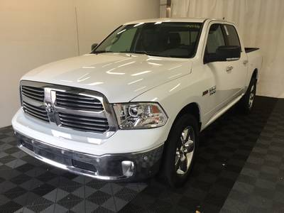 Used RAM 1500 2016 WEST PALM Slt Big Horn