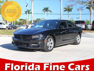 Used DODGE CHARGER 2018 MARGATE Sxt Plus