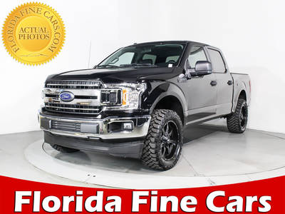 Used FORD F-150 2018 MIAMI Xlt 4x4