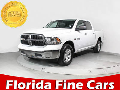 Used RAM 1500 2017 HOLLYWOOD Slt 4x4