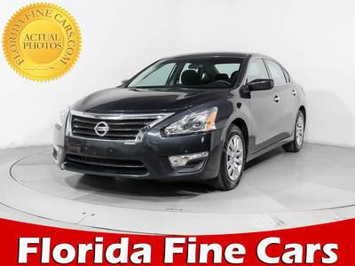 Used NISSAN ALTIMA 2015 MARGATE S