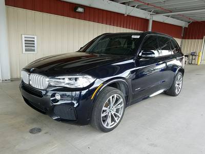Used BMW X5 2015 MARGATE Xdrive50i M Sport
