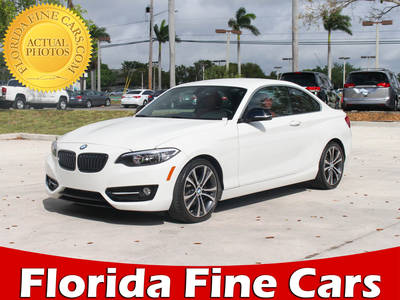 Used BMW 2-SERIES 2015 HOLLYWOOD 228i Sport