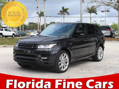 Used LAND-ROVER RANGE-ROVER-SPORT 2014 MARGATE SUPERCHARGED