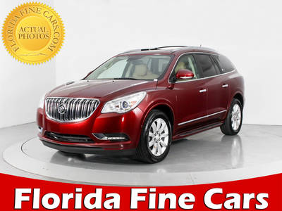 Used BUICK ENCLAVE 2015 WEST PALM PREMIUM