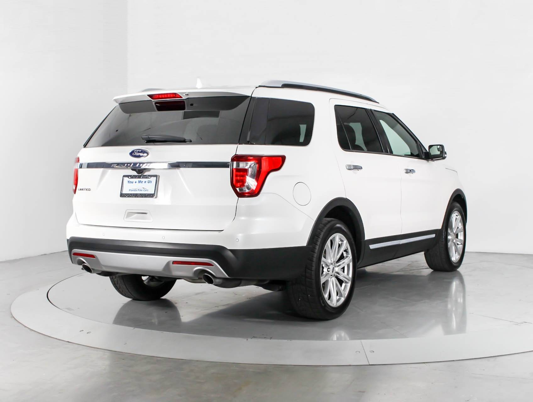 Used 2017 FORD EXPLORER LIMITED SUV for sale in MARGATE, FL | 92229 ...
