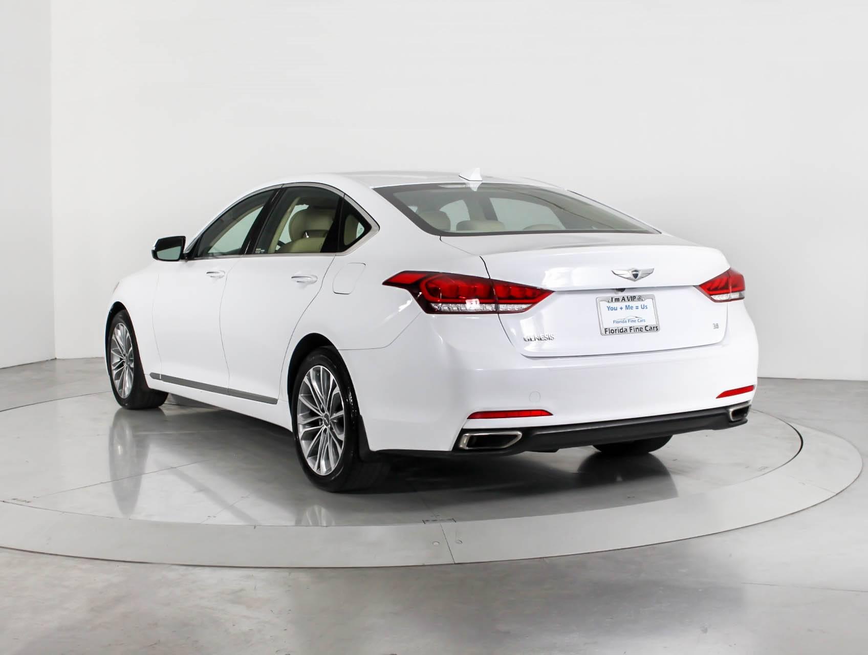 Used 2015 HYUNDAI GENESIS Sedan for sale in WEST PALM, FL | 92231 ...