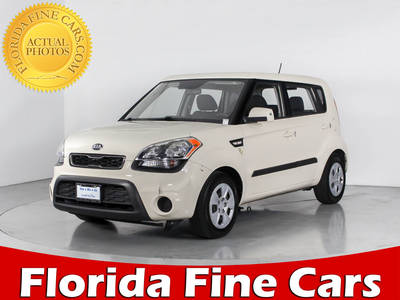 Used KIA SOUL 2013 WEST PALM