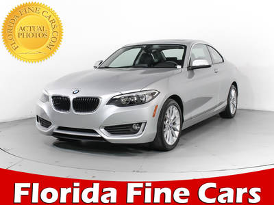 Used BMW 2-SERIES 2015 MIAMI 228I