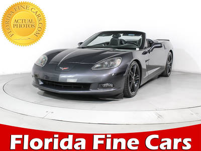 Used CHEVROLET CORVETTE 2009 MIAMI