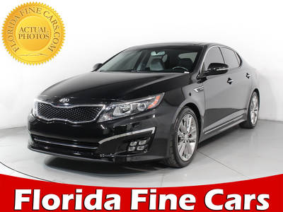 Used KIA OPTIMA 2015 MIAMI Sxl
