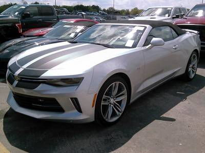 Used CHEVROLET CAMARO 2017 MARGATE 1LT