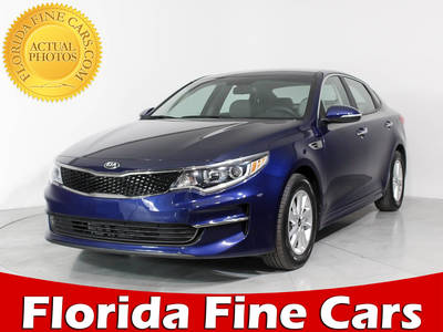 Used KIA OPTIMA 2016 Miami LX