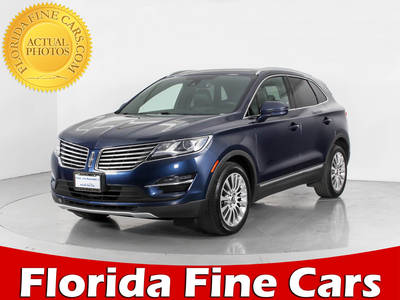 Used LINCOLN MKC 2015 WEST PALM Reserve 2.3l Awd