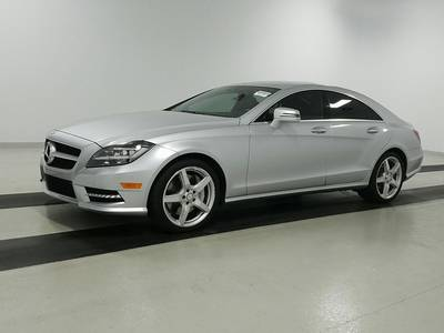 Used MERCEDES-BENZ CLS-CLASS 2014 MARGATE CLS550
