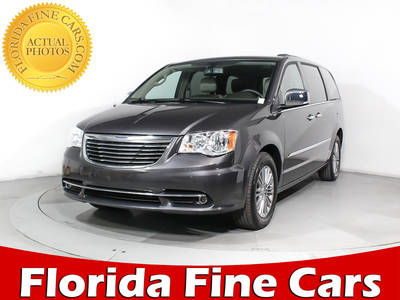 Used CHRYSLER TOWN-AND-COUNTRY 2015 Miami TOURING L