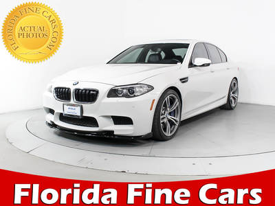 Used BMW M5 2014 MIAMI