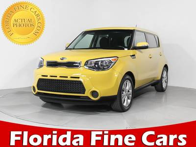Used KIA SOUL 2014 MIAMI Plus