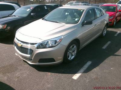 Used CHEVROLET MALIBU 2015 MARGATE LS
