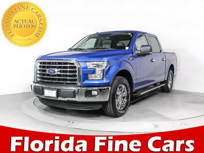 Used FORD F-150 2015 Miami Xlt