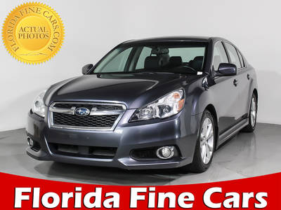 Used SUBARU LEGACY 2014 MIAMI 3.6R LIMITED