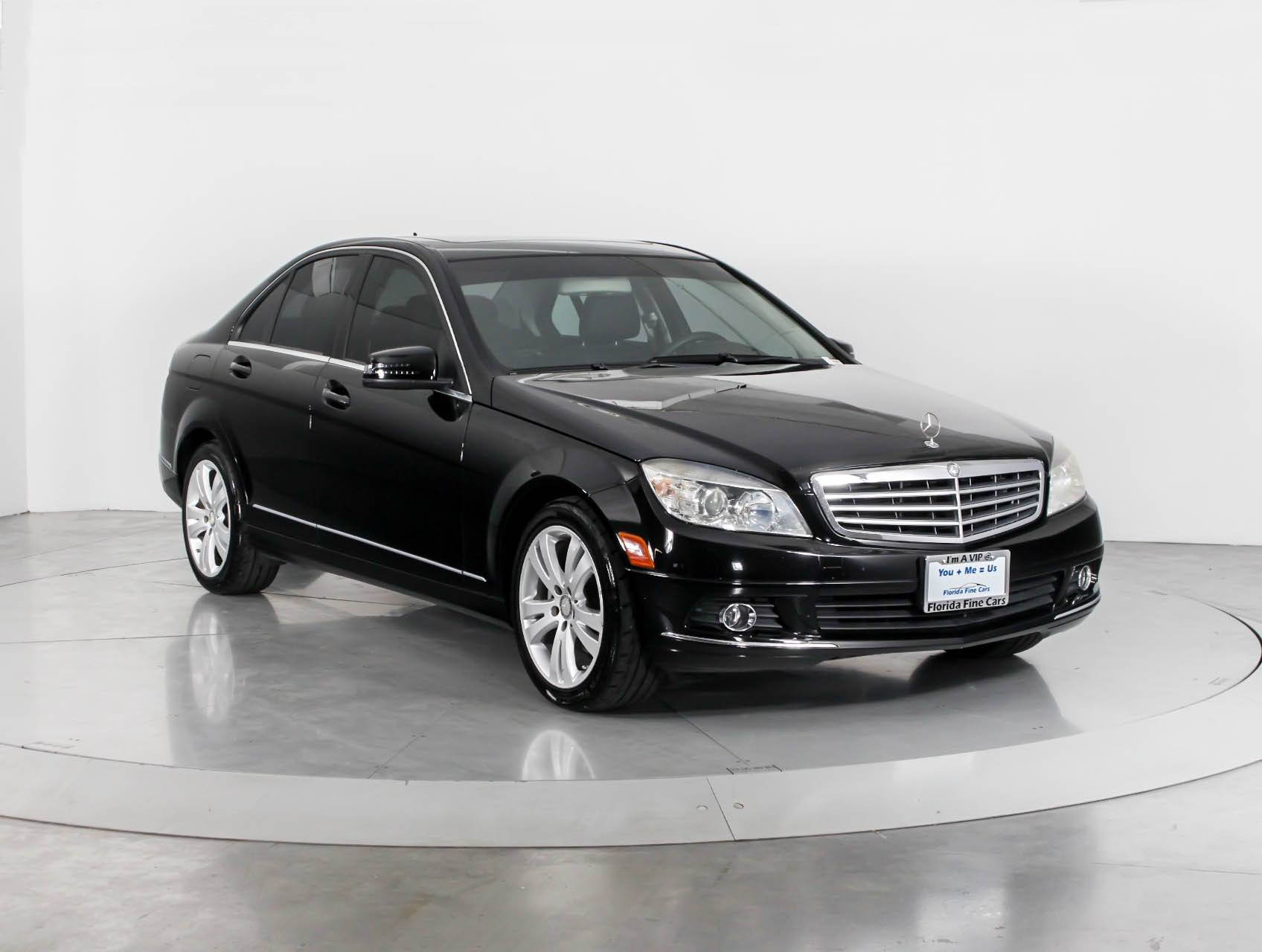 used 2011 mercedes benz c class c300 4matic sedan for sale in miami fl 92462 florida fine cars. Black Bedroom Furniture Sets. Home Design Ideas