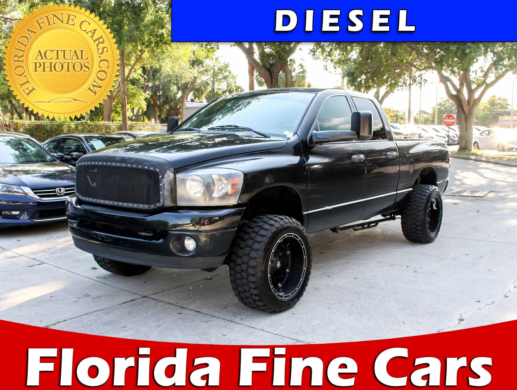 Used 2008 DODGE RAM PICKUP 2500 Slt 4x4 Truck for sale in WEST PALM
