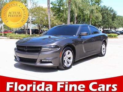 Used DODGE CHARGER 2017 MARGATE SXT