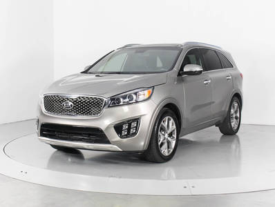 Used KIA SORENTO 2016 WEST PALM SX-Limited
