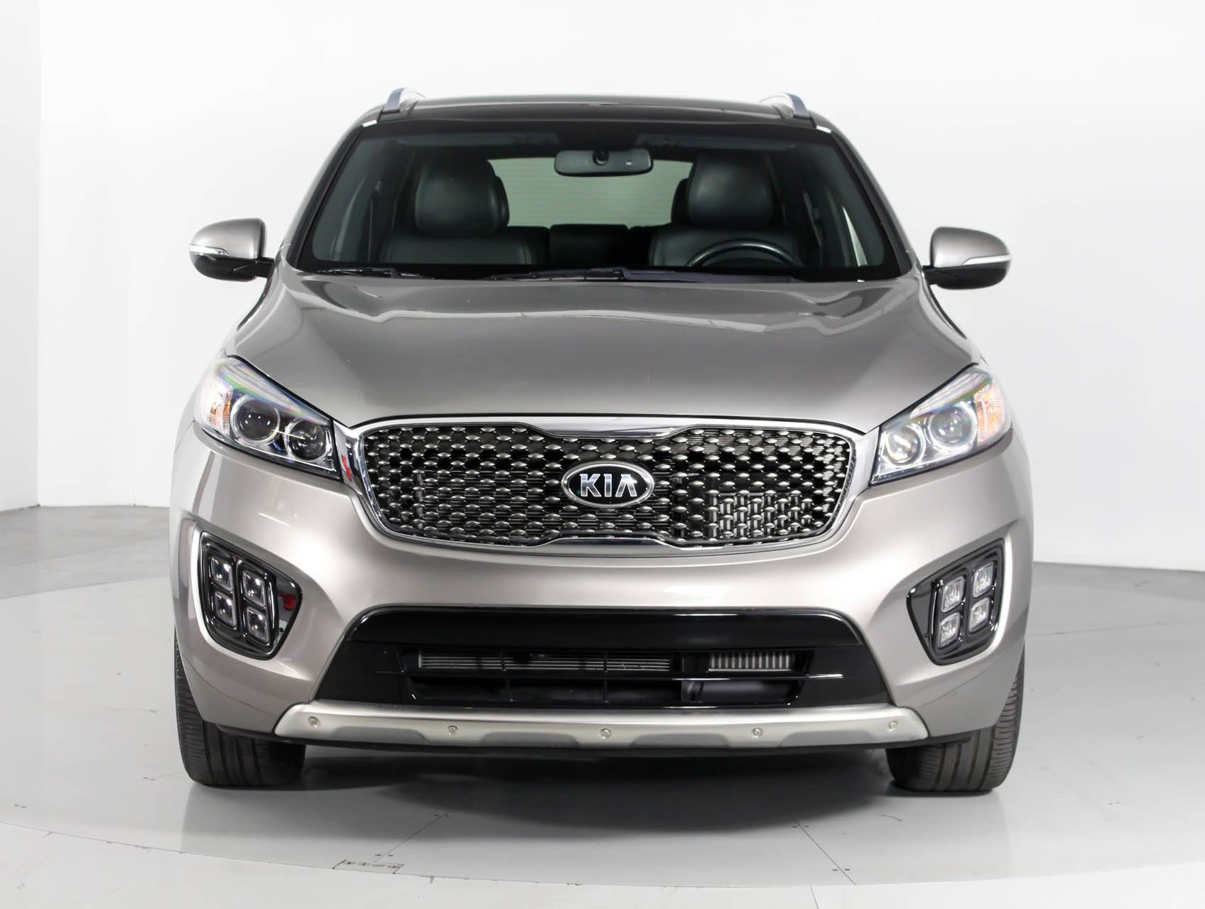 Used 2016 Kia Soo Sx Limited Suv For In West Palm Fl