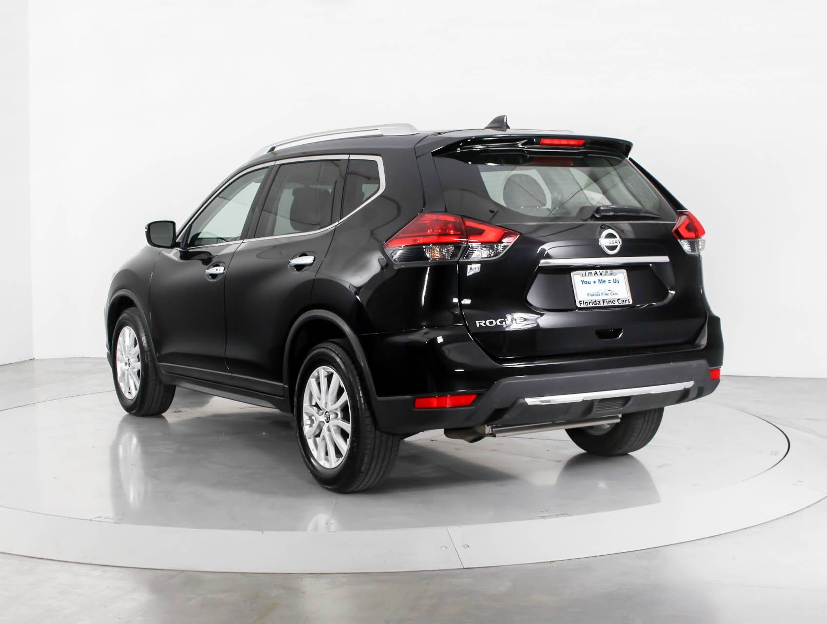 little used landers at nissan detail awd rogue sv rock serving