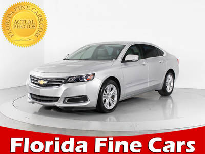 Used CHEVROLET IMPALA 2014 WEST PALM Lt