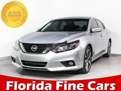 Used NISSAN ALTIMA 2017 HOLLYWOOD 3.5 Sr