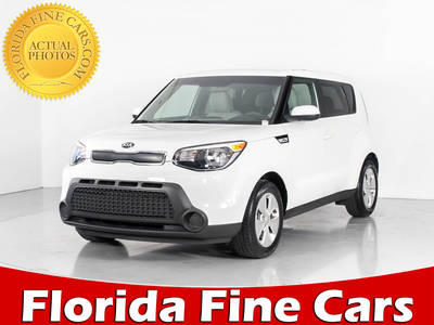 Used KIA SOUL 2015 MARGATE