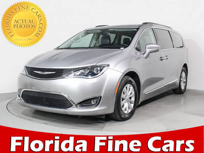 Used CHRYSLER PACIFICA 2017 MIAMI TOURING L