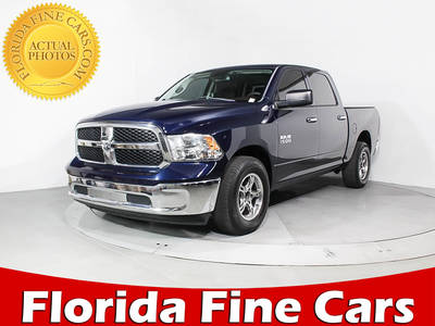 Used RAM 1500 2014 HOLLYWOOD Slt Crew Cab