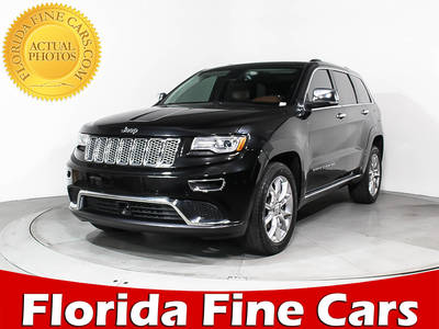 Used JEEP GRAND-CHEROKEE 2015 HOLLYWOOD SUMMIT